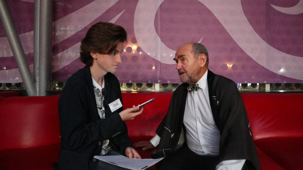 Wywiad z Peszkiem