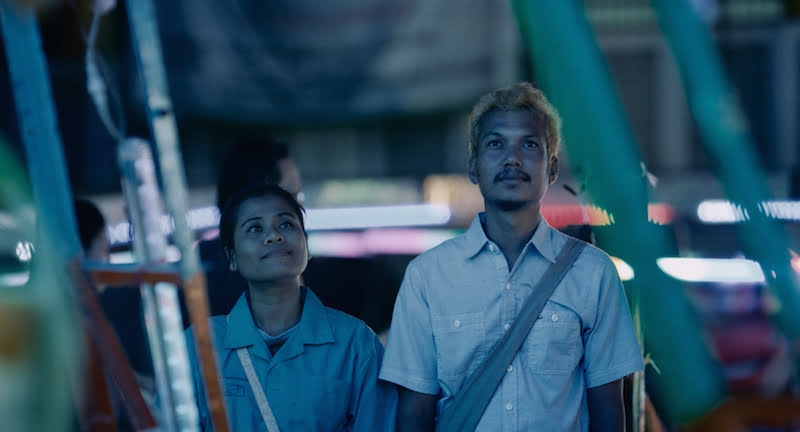 Kadr z filmu Manta Ray / fot. materiały prasowe