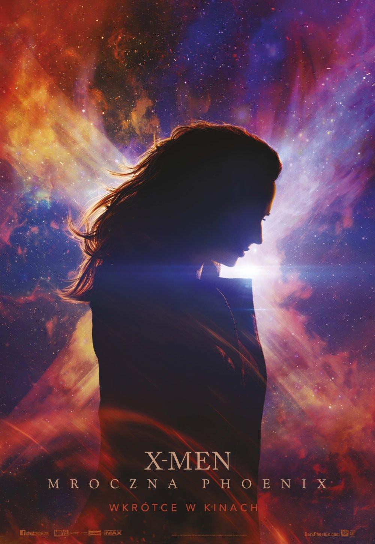 X-men mroczna phoenix