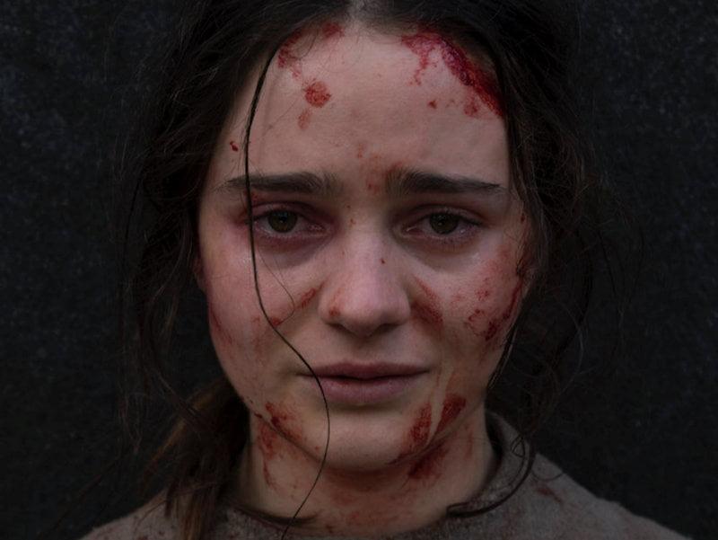 Kadr z filmu The Nightingale / fot. Kasia Ładczuk, materiały prasowe