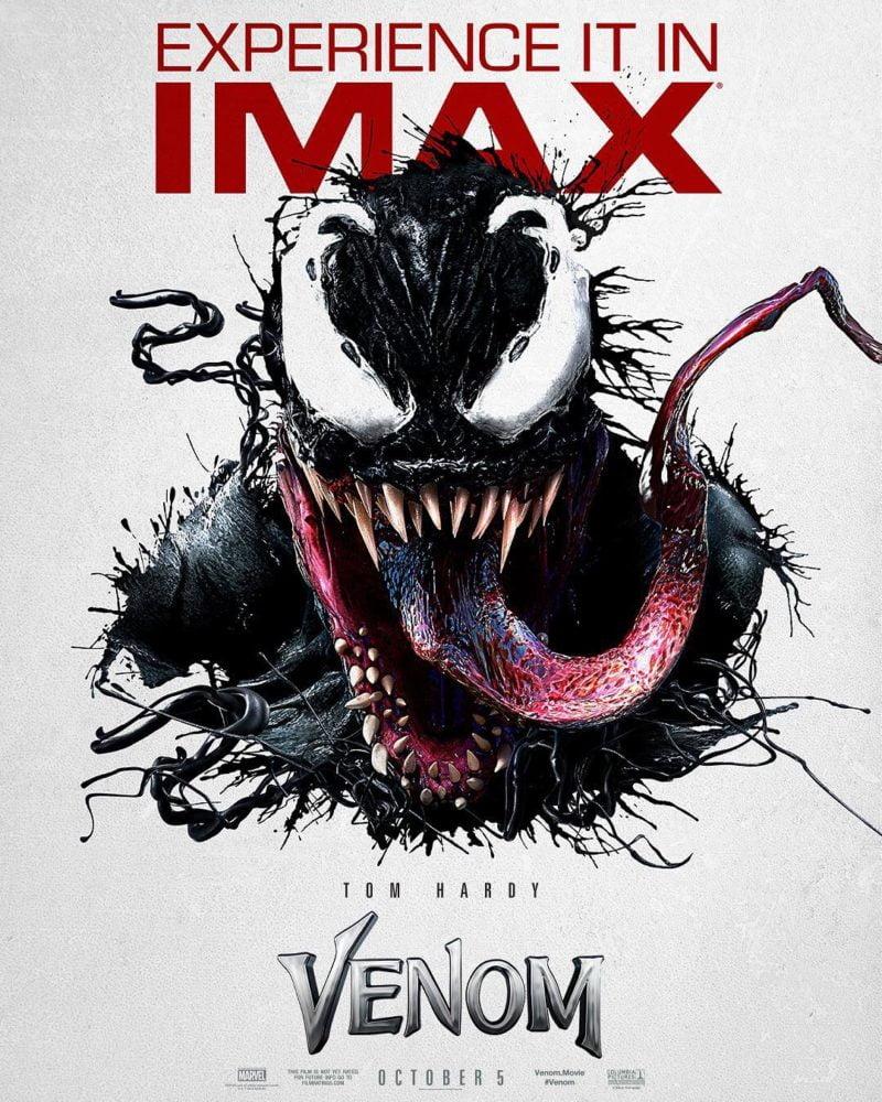 Venom w kinach IMAX