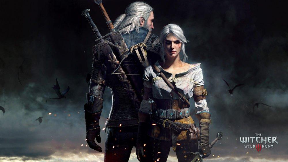 Wiedźmin gra Ciri Geralt