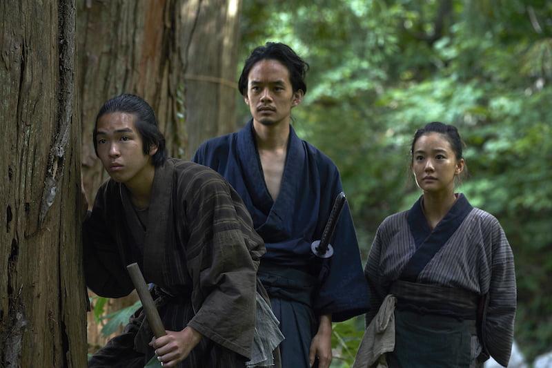 Kadr z filmu Zan (Killing) / fot. materiały prasowe