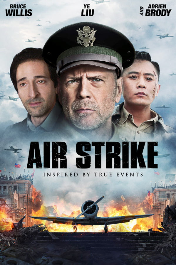 Air Strike Willis