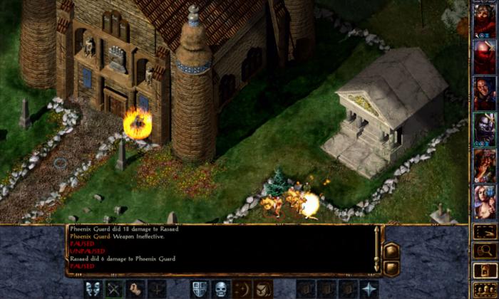 Baldurs's Gate