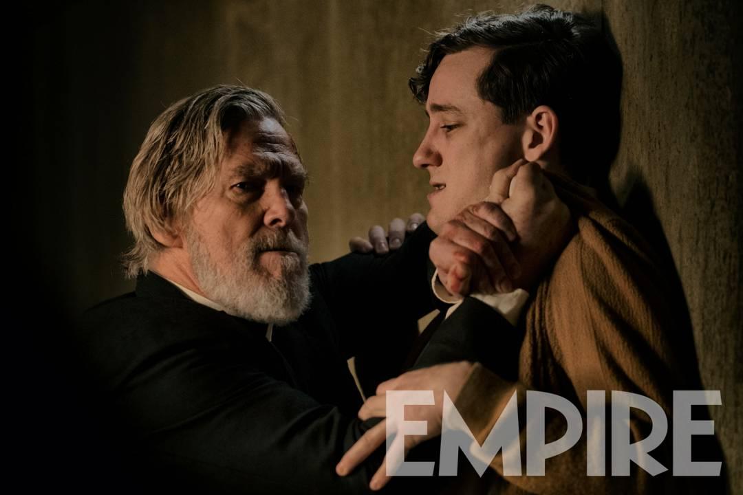 Kadr z filmu Źle się dzieje w El Royale