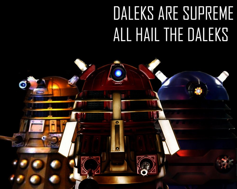 dalekowie doctor who