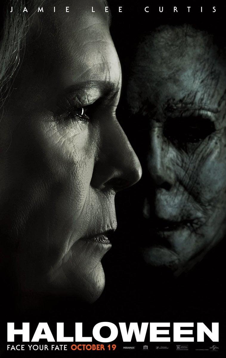 Plakat promujący Halloween