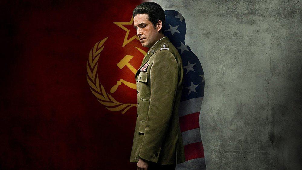 dorociński jako pułkownik kukliński w filmie jack strong