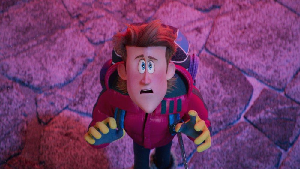 Kadr z filmu Mała Stopa