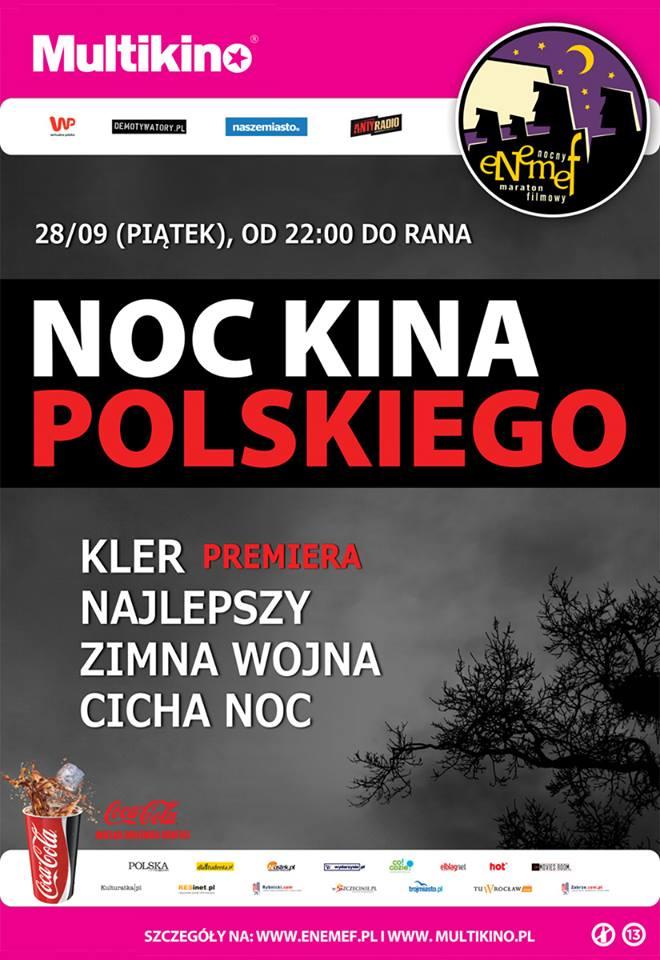 ENEMEF noc polskiego kina kler