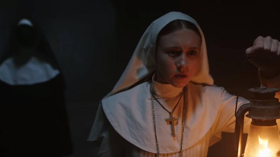 kadr z filmu Zakonnica