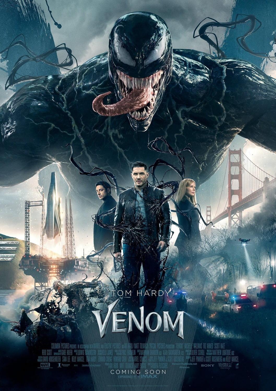 Venom Mamy Nowy Plakat Filmu Movies Room