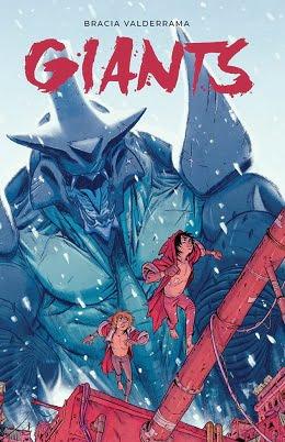 giants recenzja komiksu