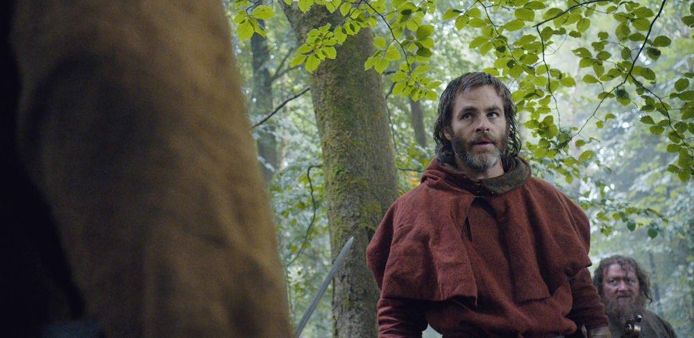 Kadr z filmu Król wyjęty spod prawa / fot. materiały prasowe / Netflix