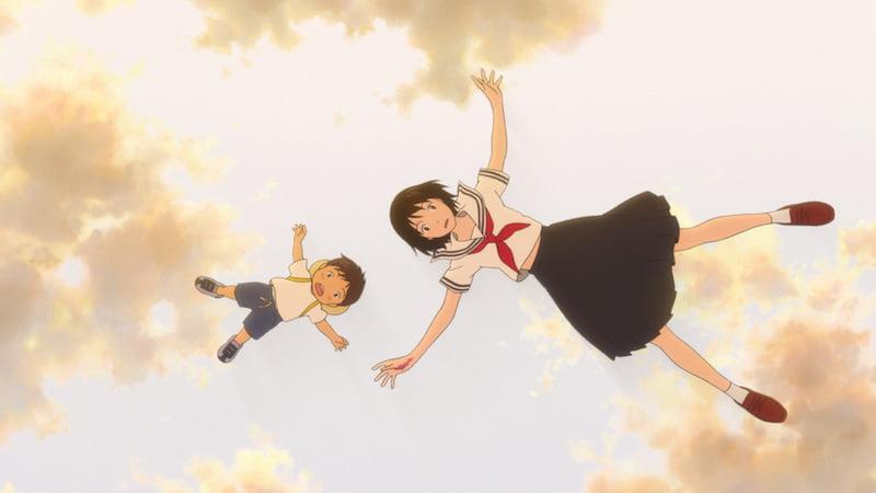 Kadr z filmu Mirai / fot. materiały prasowe