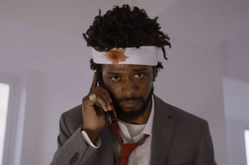 Kadr z filmu Sorry To Bother You / fot. materiały prasowe