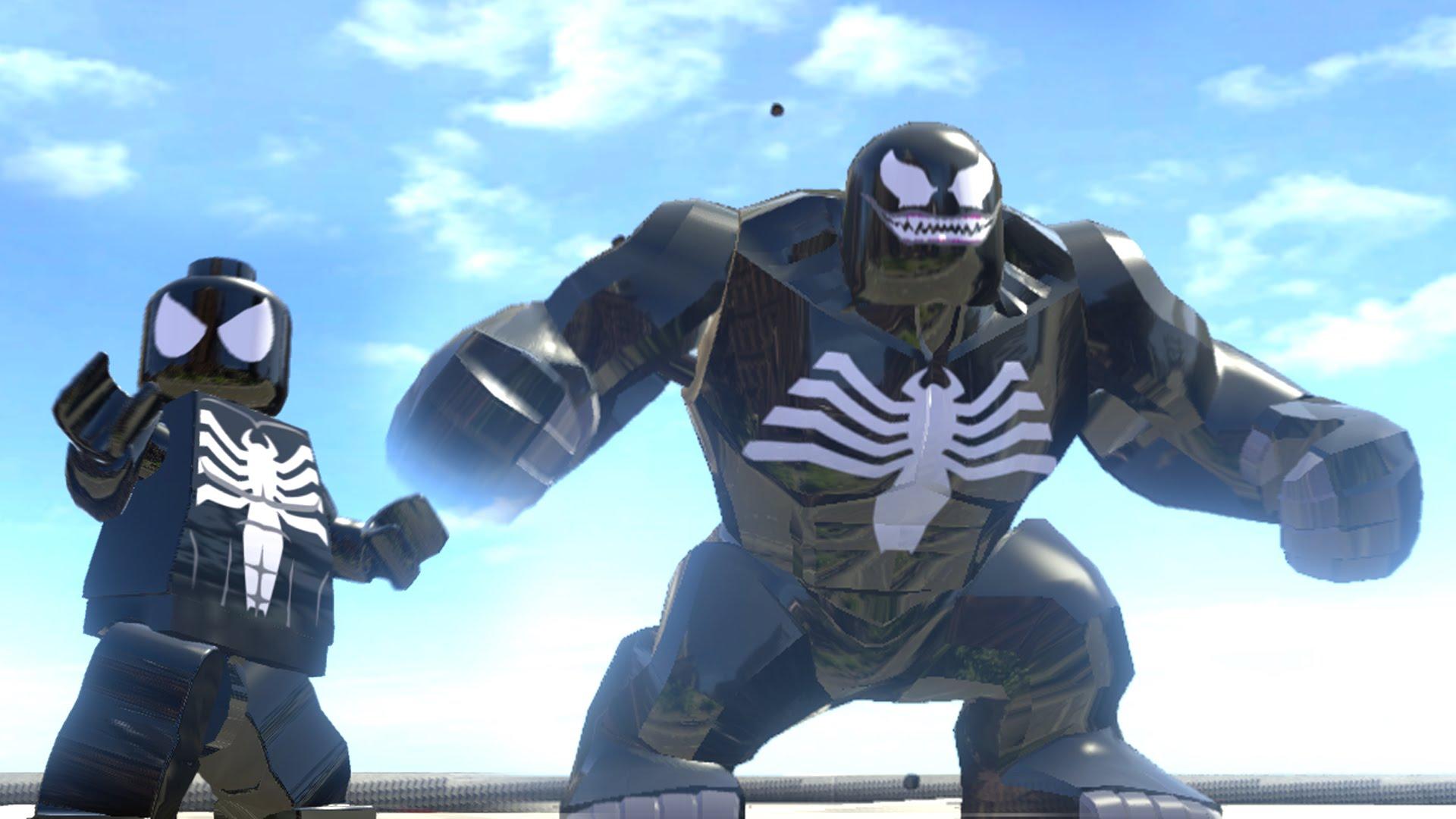 Lego Marvel Spider Man Na Horyzoncie Bedzie Venom Movies Room