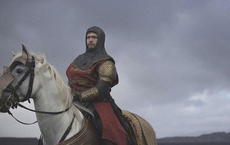 Billy Howle w filmie Król wyjęty spod prawa / fot. materiały prasowe Netflix