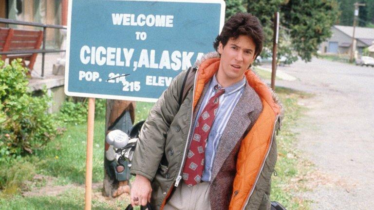 Przystanku Alaska