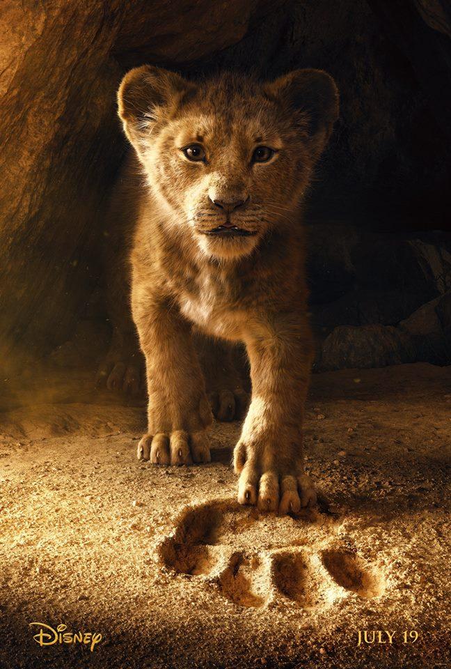Zwiastun Króla Lwa