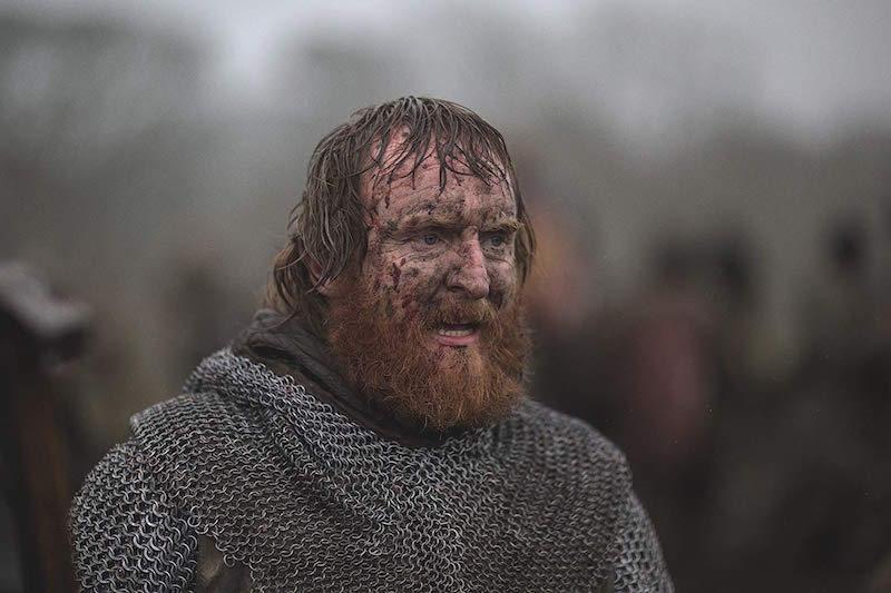 Tony Curran w filmie Król wyjęty spod prawa / fot. materiały prasowe Netflix