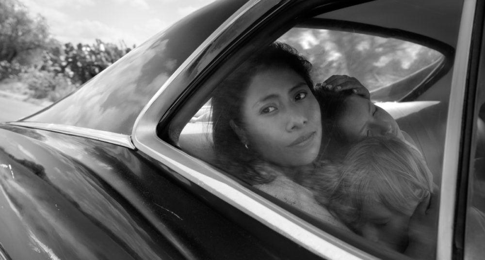 Yalitza Aparicio w filmie Roma / fot. materiały prasowe Netflix