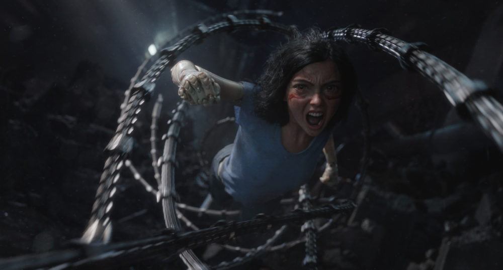 Kadr z filmu Alita: Battle Angel / fot. materiały prasowe 20th Century Fox