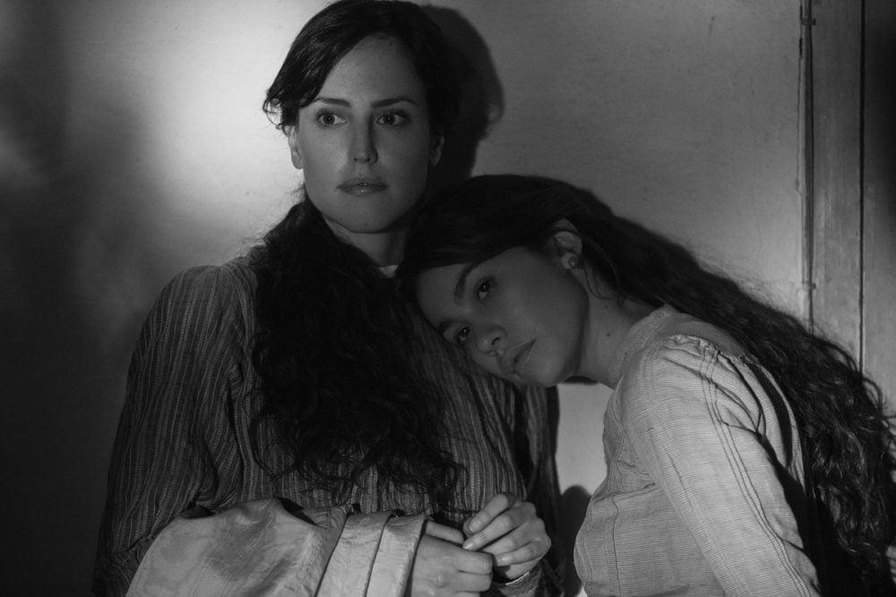 Kadr z filmu Elisa y Marcela / fot. Netflix
