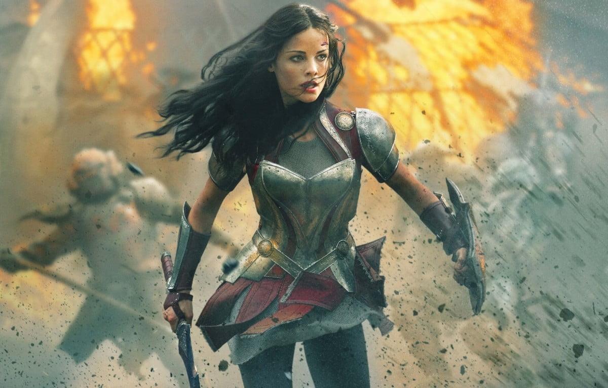 Lady Sif Thor MCU Alexander Jamie