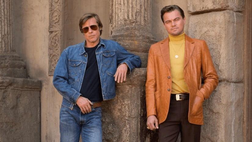 Kadr z filmu Dawno temu w Hollywood / fot. mat prasowe