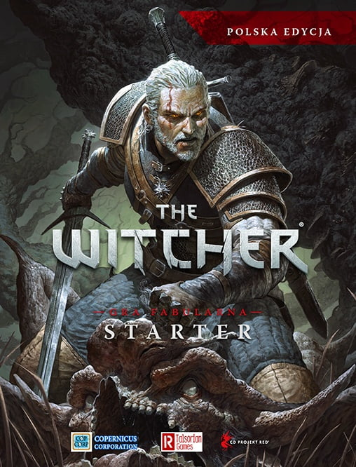 witcher rpg wiedzmin