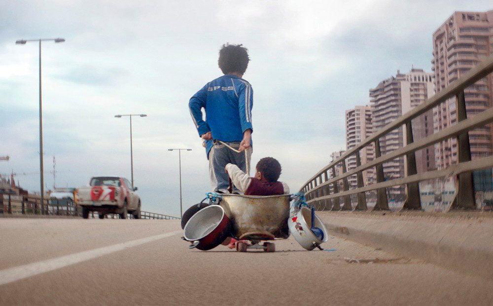 Kadr z filmu Kafarnaum / fot. materiały prasowe Gutek Film