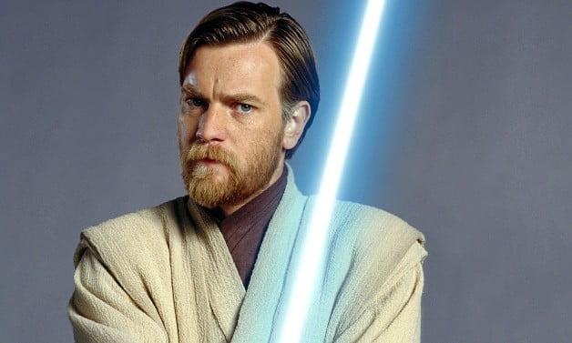 Obi-Wan Kenobi z Gwiezdnych wojen