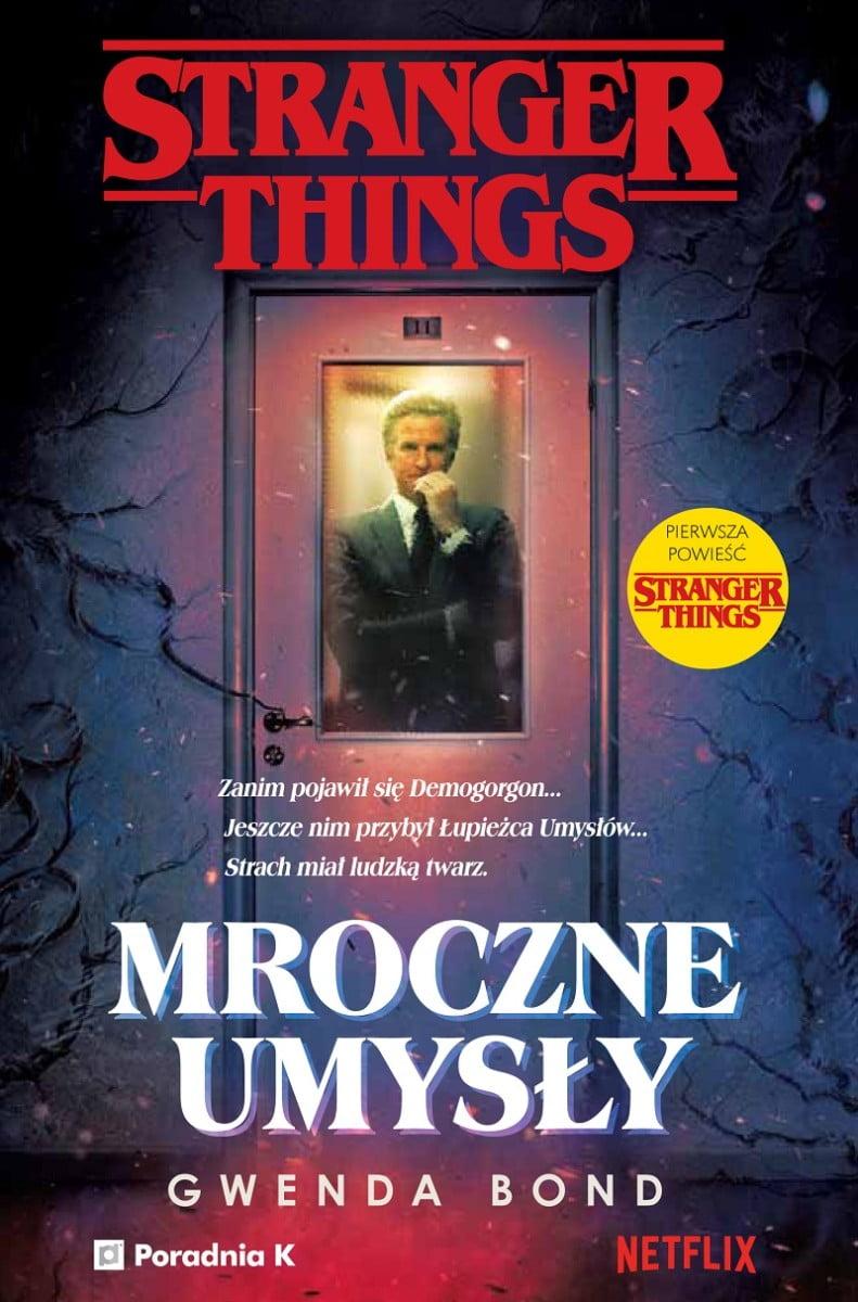 stranger things książka