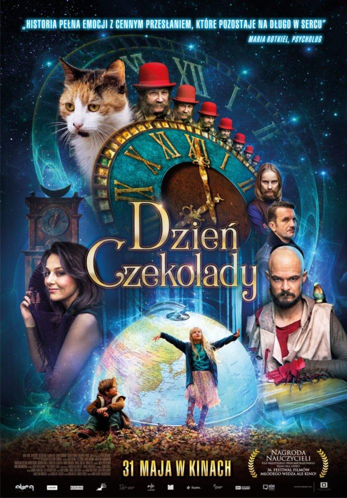 Dzień czekolady plakat 2019 film kino