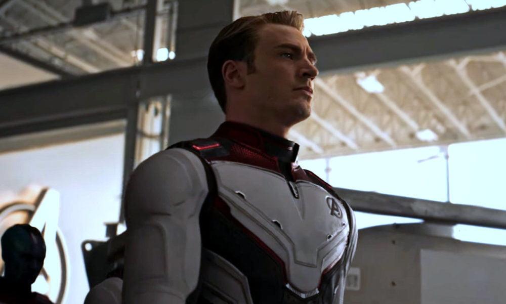 Avengers: Koniec Gry Kapitan Ameryka