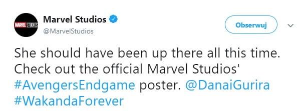 avengers: koniec gry plakat marvel