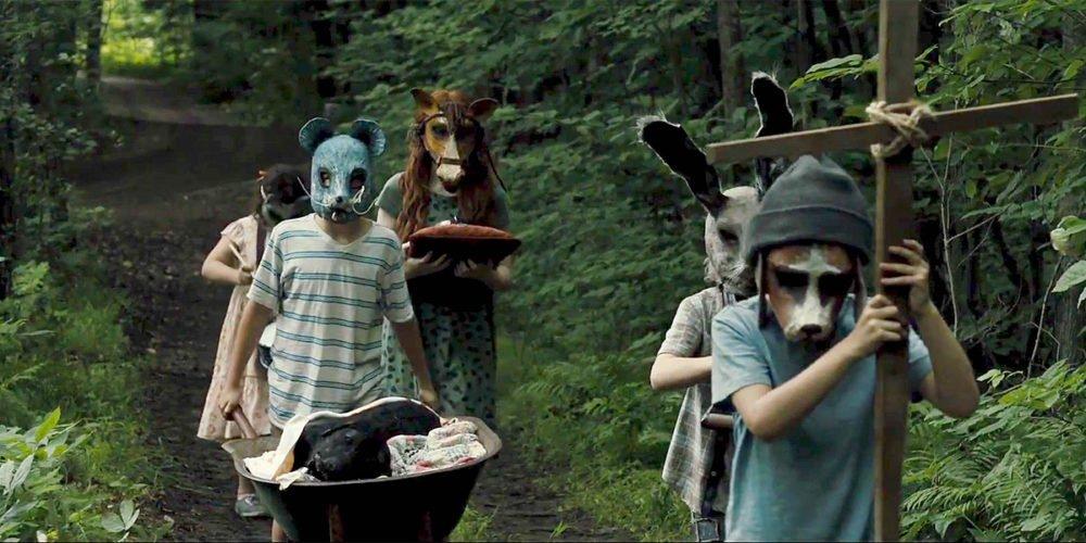 Kadr z filmu Smętarz dla zwierzaków / fot. materiały prasowe
