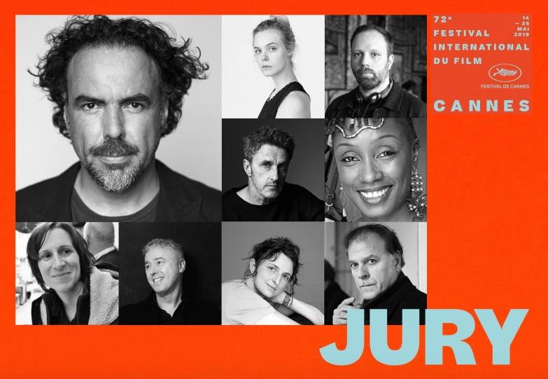 Jury konkursu głównego Cannes 2019 / fot. materiały prasowe