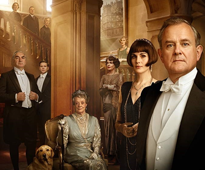 downtown abbey film 2019