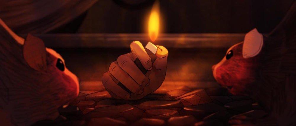 Kadr z filmu I Lost My Body / fot. materiały prasowe