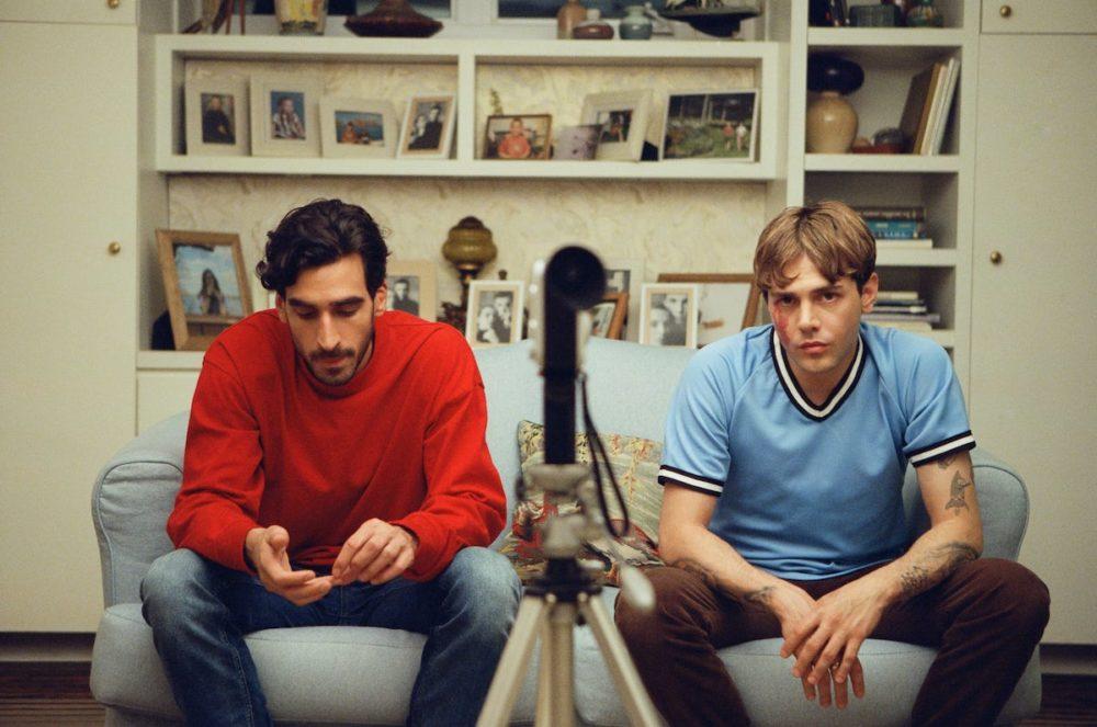 Kadr z filmu Matthias & Maxime / fot. materiały prasowe
