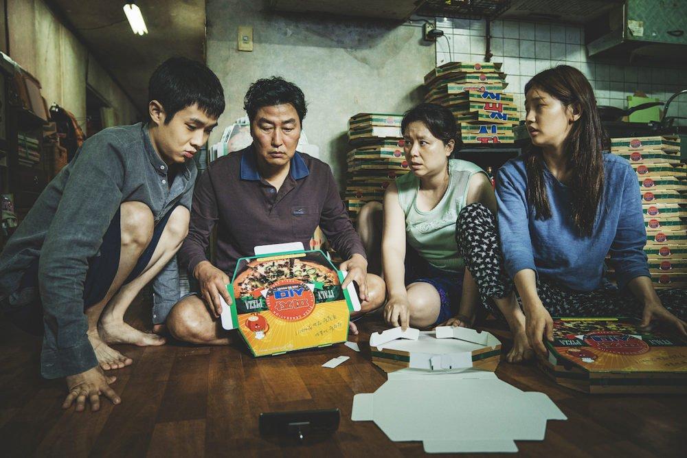 Kadr z filmu Parasite / fot. materiały prasowe