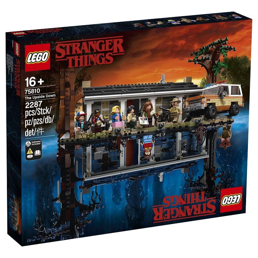 Lego Stranger Things serial