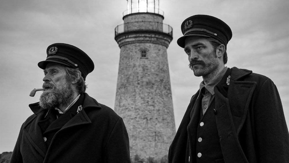 Kadr z filmu The Lighthouse / fot. materiały prasowe