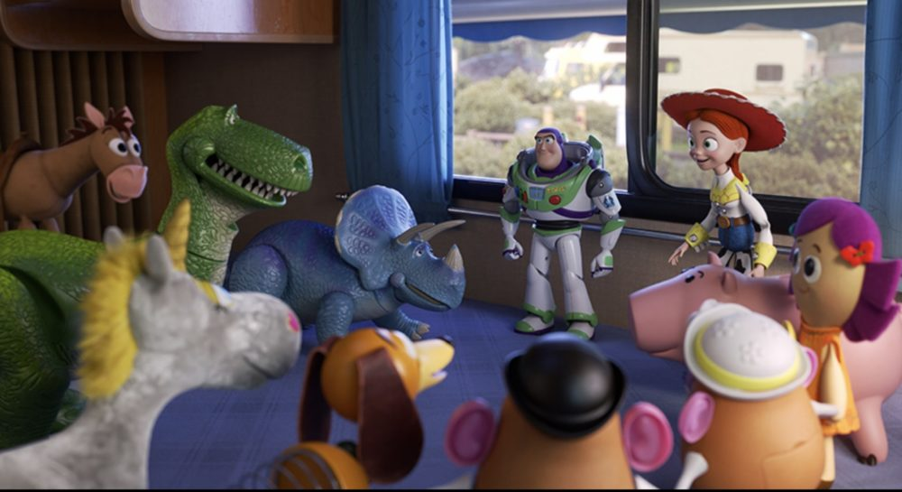 Kadr z filmu Toy Story 4 / fot. materiały prasowe