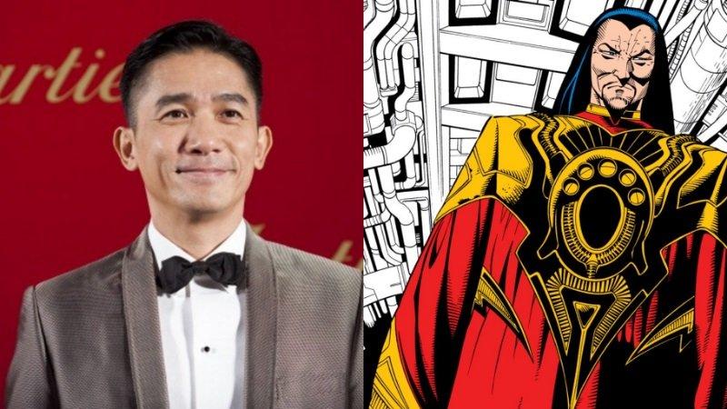 Tony Leung - Mandarin