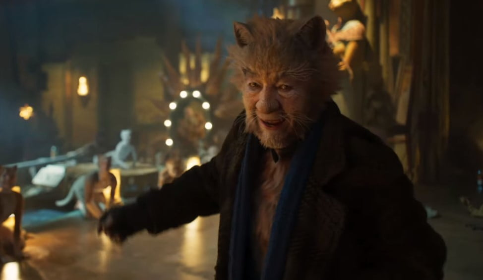 ian mckellen cats musical trailer 2019