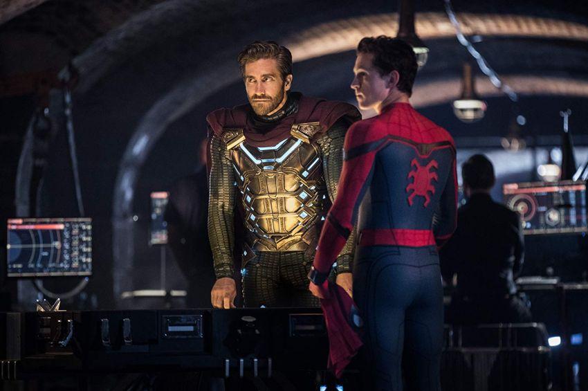 Spider-Man filmy 2019